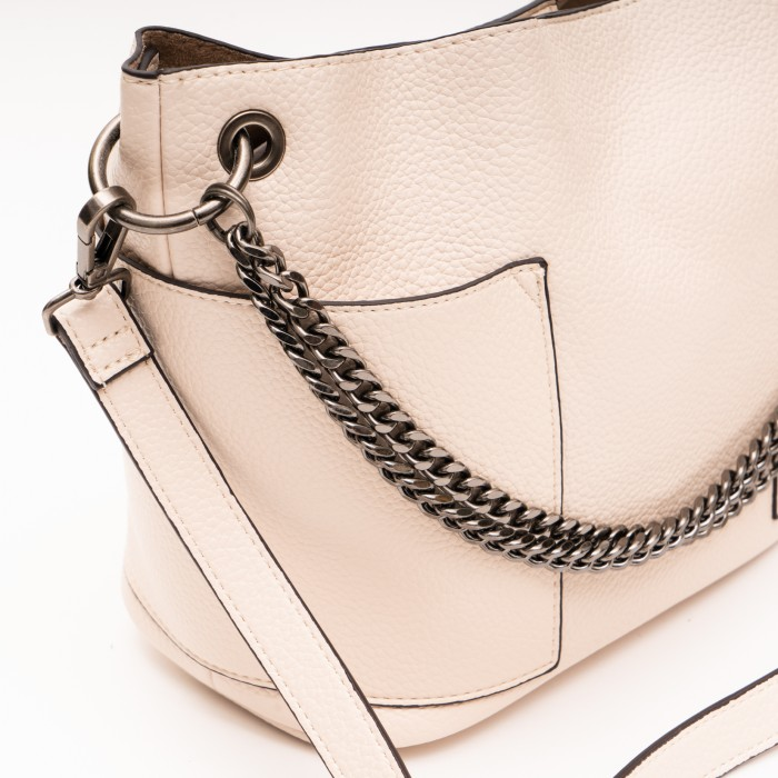 Steve Madden Bbettie Cream Hobo