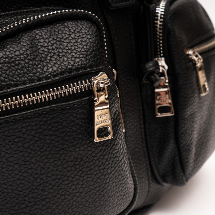 Steve Madden Bboken Black Backpack