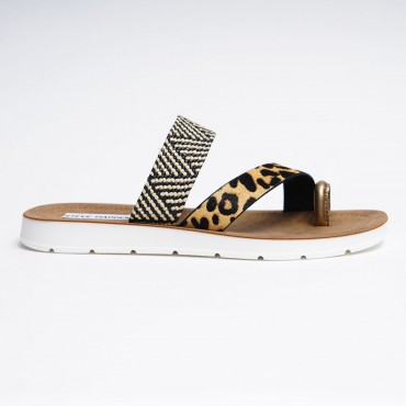 Steve Madden Happy Leopard Multi