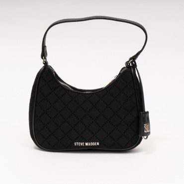 Steve Madden Fly Black Top Handle