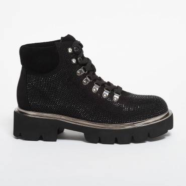 Inuovo Boot Black