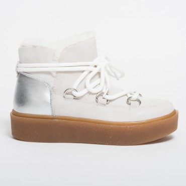Inuovo Boot White
